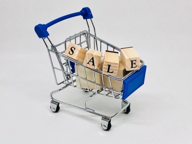ショッピングカートの画像2